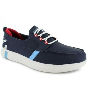 Skechers Glide Ultra On The Go Sail Boat Shoes